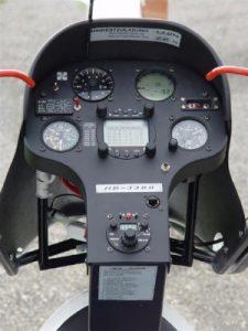 GGVVM - Tableau de bord de LS8 HB-3288