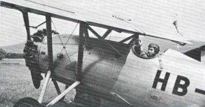 GGVVM - avion remorqueur D 26 250PS
