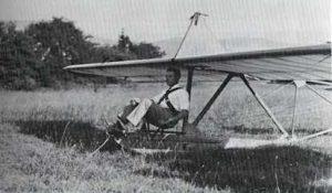 1931 - Planeur Zögling