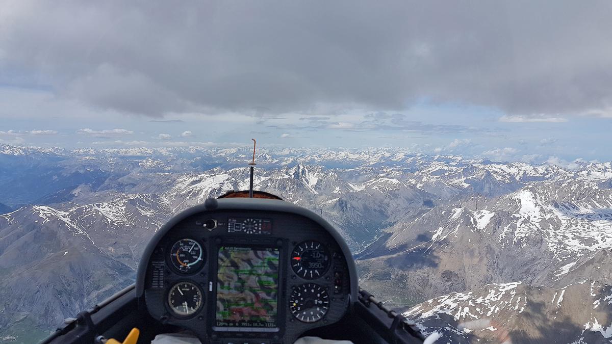 Face aux Alpes