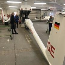 40-ASG32 fuselage depuis derriere