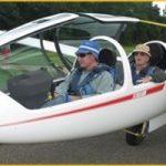 GGVVM - planeur biplace DG1001s