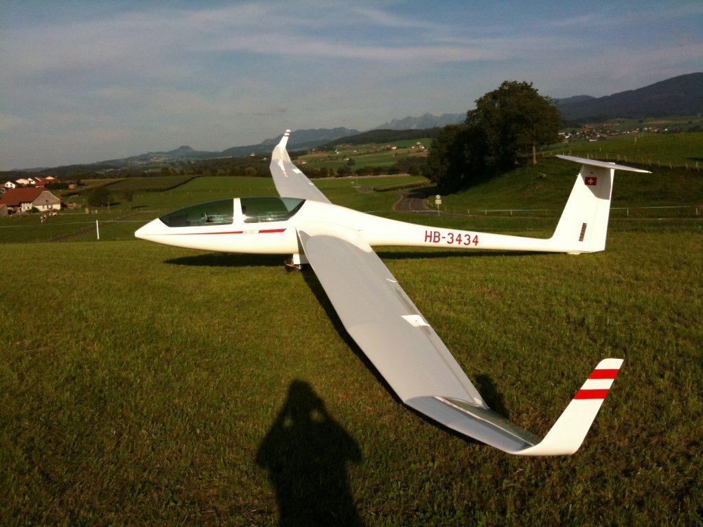 GGVVM - DG1001s - Un super planeur biplace