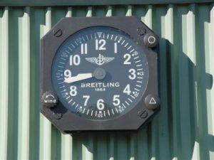 GGVVM - horloge BREITLING