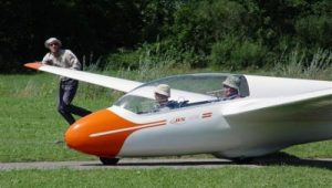 GGVVM - l'ASK13 décolle