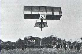 1910 - Ancien planeur du GGVVM